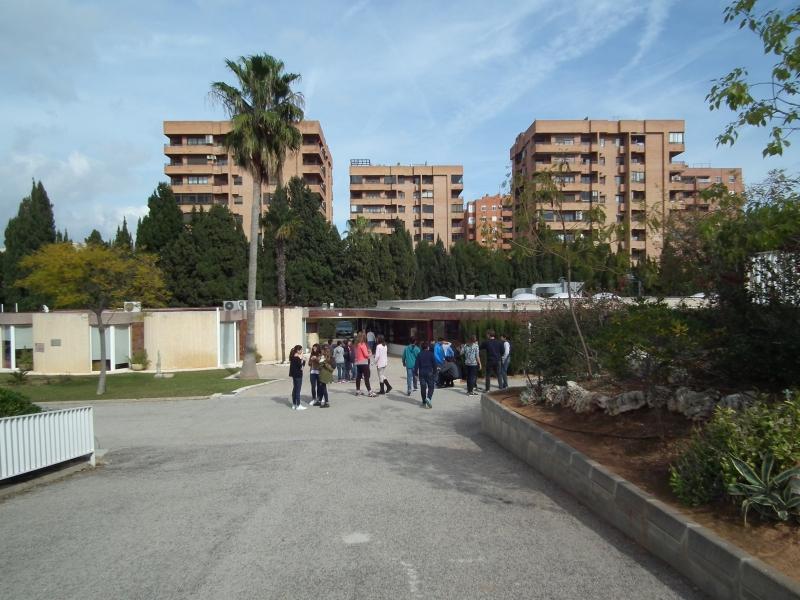 Pabellones exterior