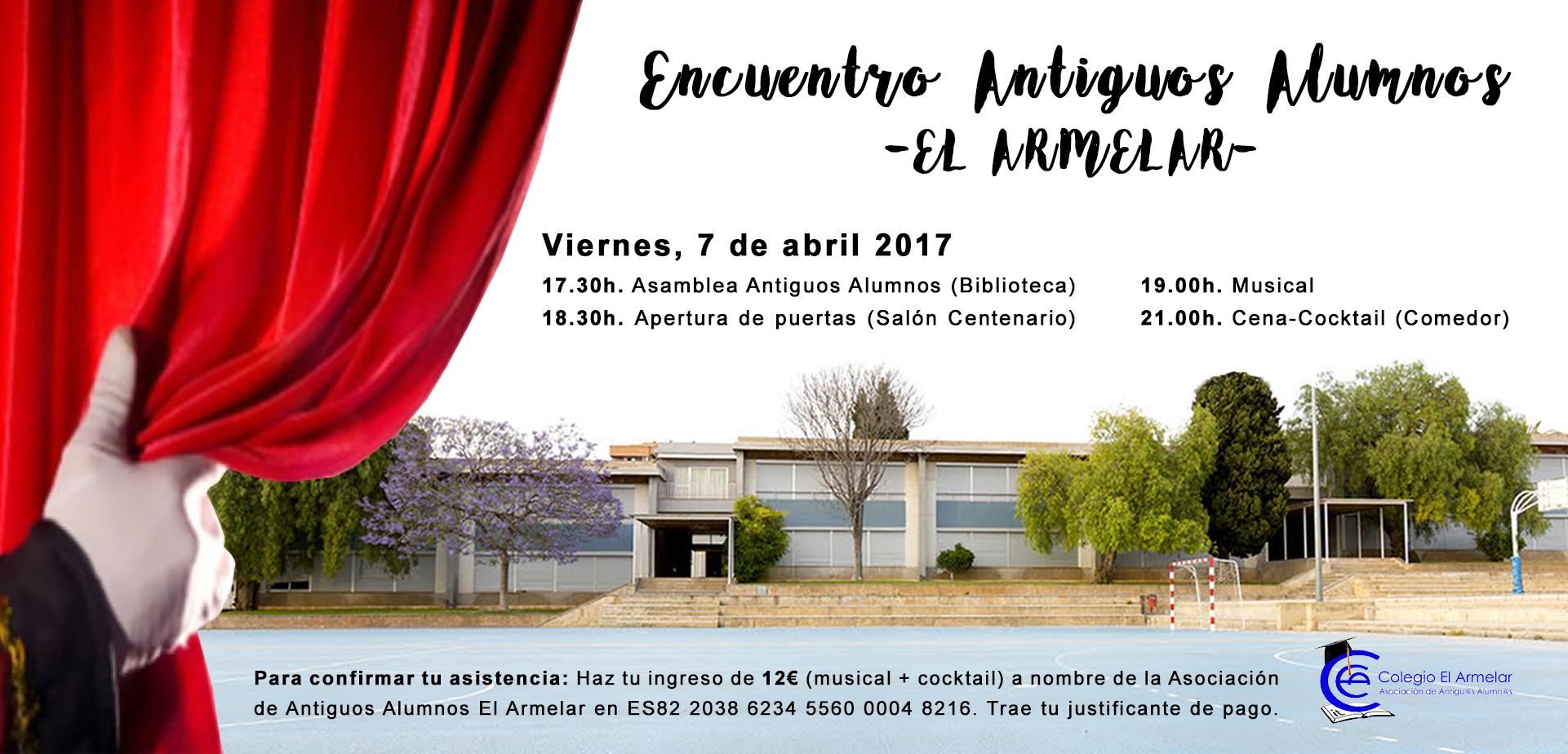 Encuentro AA de El Armelar