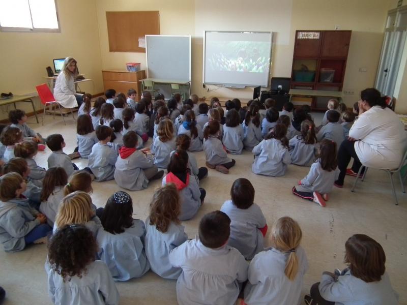 Sala de Infantil