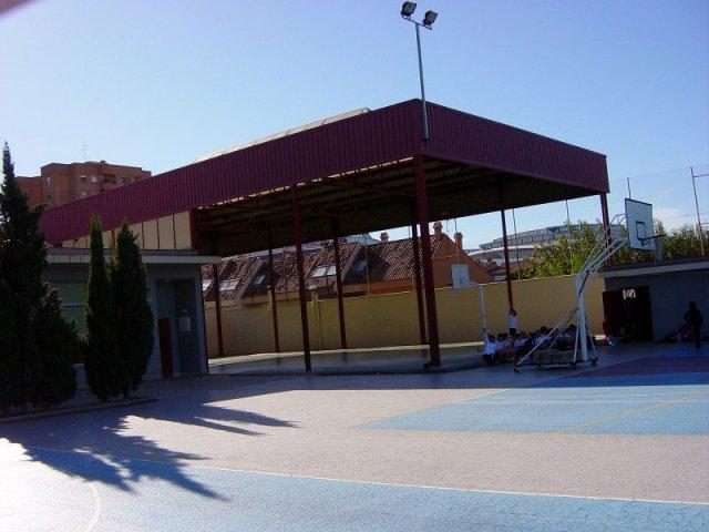 Pabellón Cubierto